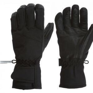 8848 Altitude Adige Ski Glove Lasketteluhanskat Musta