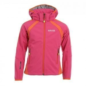 8848 Altitude Sanklin Jr Softshell Laskettelutakki Roosa