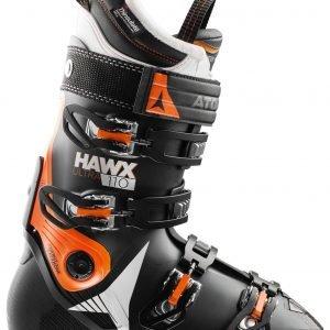 Atomic Hawx Ultra 110 Laskettelumonot Musta / Oranssi