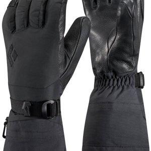 Black Diamond Ankhiale Gtx Gloves Lasketteluhanskat Musta