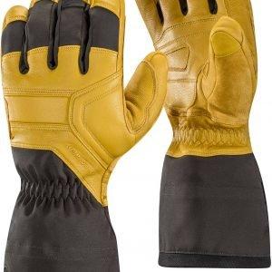 Black Diamond Guide Gloves Lasketteluhanskat Natural