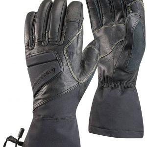 Black Diamond Squad Gtx Gloves Lasketteluhanskat Musta