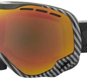 Bollé Emperor Black & Grey Plaid Sunrise Laskettelulasit