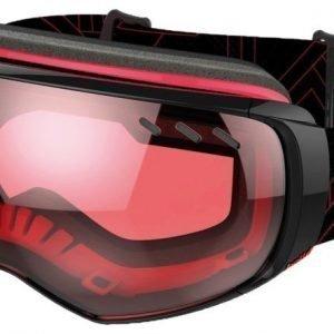 Bolle 21159 Black Red Musta-punainen Laskettelulasit