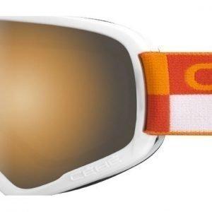 Cebe CBG51 CBG51 Valkoinen-oranssi Laskettelulasit