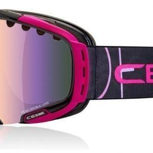 Cebe Hurricane M CBG21 Black-pink Laskettelulasit