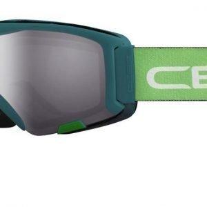 Cebe Super Bionic CBG76 Geometrinen-vihreä Laskettelulasit