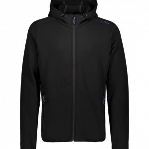 Cmp Stretch Zip Hood Pusero