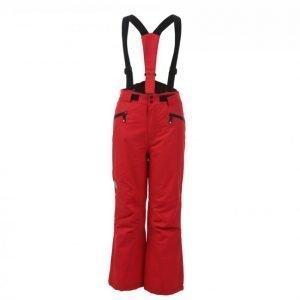 Color Kids Sanglo Ski Pants Lasketteluhousut Punainen