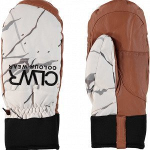 Colour Wear Clwr Rider Mitten Laskettelukäsineet