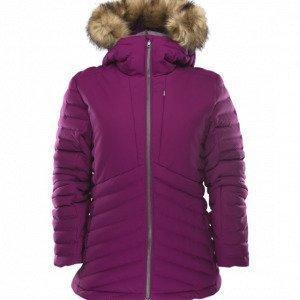 Everest Ext Quilted Lodge Jacket Laskettelutakki