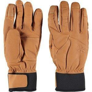Everest Leather Glove Laskettelukäsineet