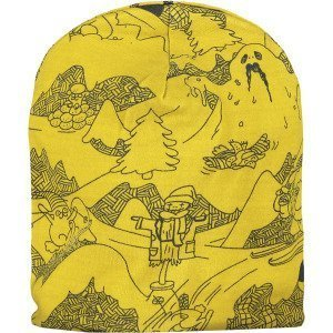 Everest Print Wool Hat Pipo
