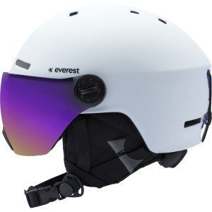 Everest Slope Visor Helmet Laskettelukypärä