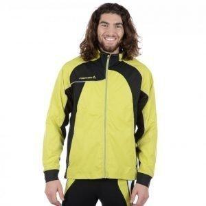 Fischer Bruksvallarna Softshell Jacket M Laskettelutakki Keltainen / Musta