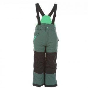 Geggamoja Winter Pants Lasketteluhousut Vihreä