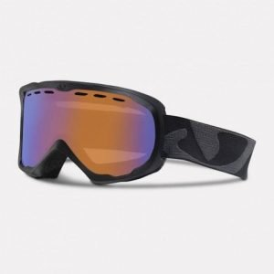 Giro Focus Black Icon Persimmon Boost Musta Medium Laskettelulasit