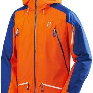 Haglöfs Chute Ii Jacket Laskettelutakki Oranssi