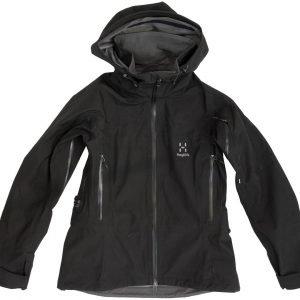 Haglöfs Crevasse Jacket Laskettelutakki True Black