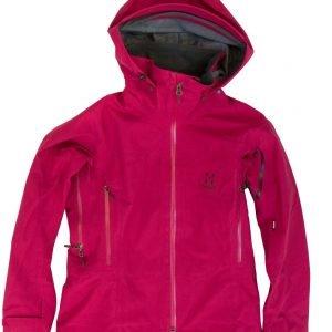 Haglöfs Crevasse Jacket Laskettelutakki Volcanic Pink