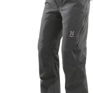 Haglöfs Line Insulated Pant Lasketteluhousut Musta