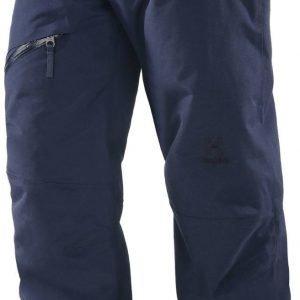 Haglöfs Niva Insulated Pant Junior Lasketteluhousut Tummansininen