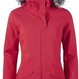 Halti Elega Jacket Laskettelutakki Rouge Red