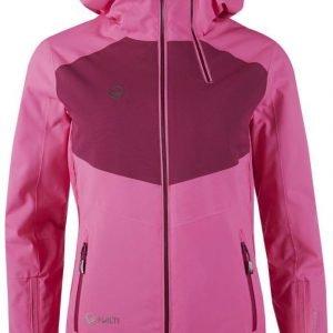 Halti Sierra Dx Ski Jacket Laskettelutakki Fuchsia