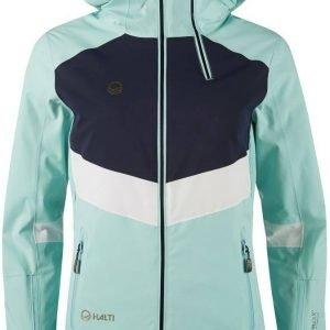 Halti Sierra Dx Ski Jacket Laskettelutakki Mint Blue