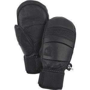 Hestra Leather F L Mitt Laskettelurukkaset