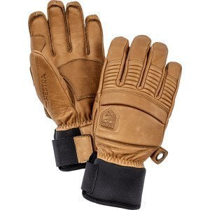 Hestra Leather Fall Line 5-Finger Lasketteluhanskat