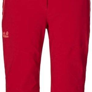Jack Wolfskin Ionic Pants Lasketteluhousut Punainen