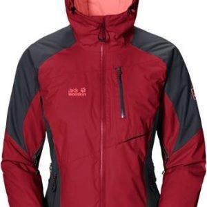 Jack Wolfskin Snow Mountain Jacket Laskettelutakki Glowing Green