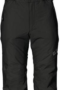 Jack Wolfskin Snow Ride Texapore Ins Pants K Lasketteluhousut Musta