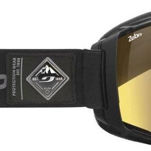 Julbo Aerospace Noir Zebra Laskettelulasit