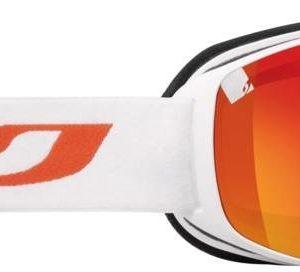 Julbo Pioneer Blanc Orange Multilayer Fire Laskettelulasit