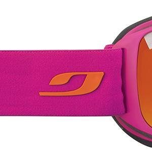 Julbo Pioneer Rose Orange Multilayer Fire Laskettelulasit