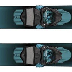 K2 Potion 84 Xti Laskettelusukset Siteillä