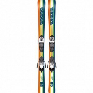K2 Shreditor 85 Jr Laskettelusukset