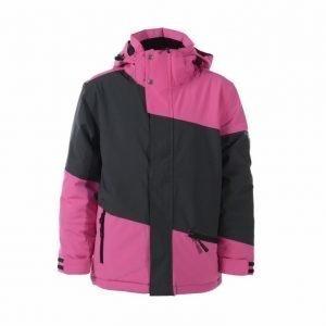 Lindberg Jormlien Jacket Laskettelutakki Roosa / Musta
