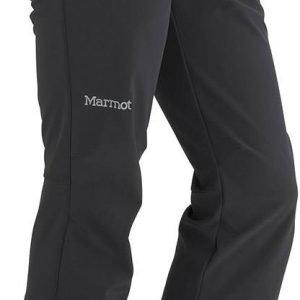 Marmot Davos Pants Lasketteluhousut Musta