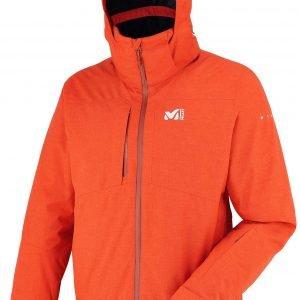 Millet Bullit Jacket Laskettelutakki Oranssi