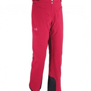 Millet Ld Devil Stretch Pants Lasketteluhousut Punainen