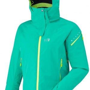 Millet Ld Whistler Stretch Jacket Laskettelutakki Vihreä