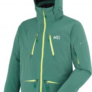 Millet Magic Stretch Jacket Laskettelutakki Vihreä