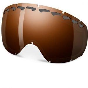 Oakley Crowbar 59-765 Black Iridium Prizm Linssi