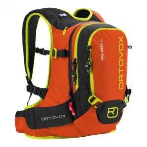 Ortovox Free Rider 26 Laskettelureppu Oranssi