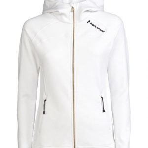 Peak Performance Fort Hooded Zipped Mid Layer Huppari