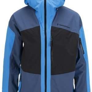 Peak Performance Heli Gravity Jacket Laskettelutakki Multicolor