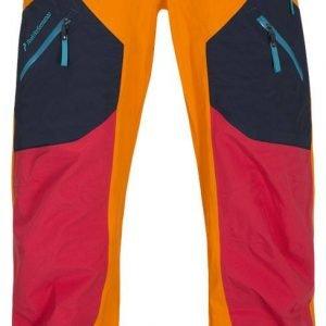 Peak Performance Heli Gravity W Pant Lasketteluhousut Oranssi / Punainen